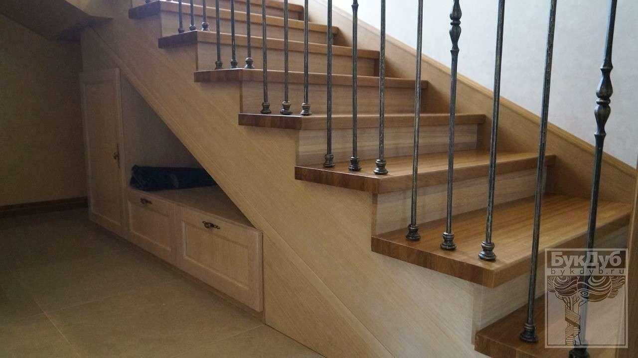 Деревянные или бетонные лестницы?